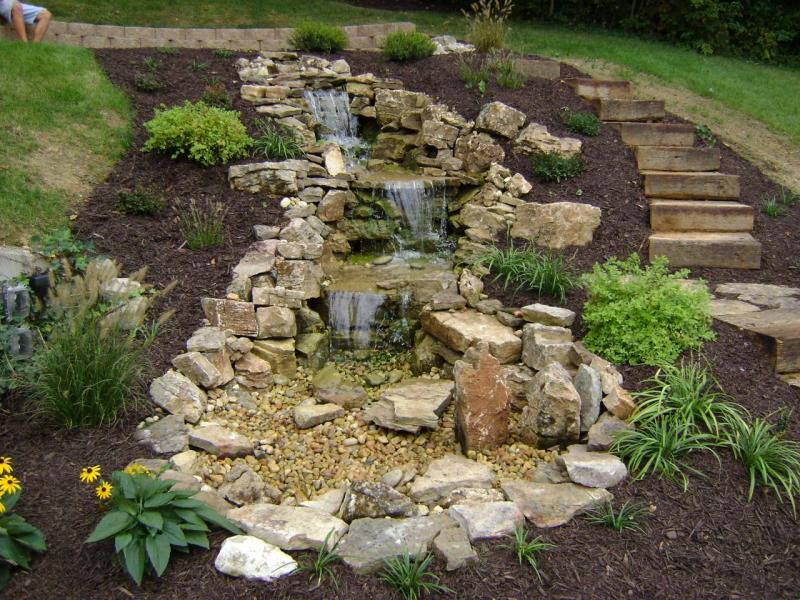 Weilbacher Landscaping Koi Ponds Rivers Water Features
