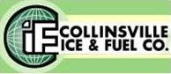 Collinsville Ice and Fuel Co Inc. Logo for deliveries