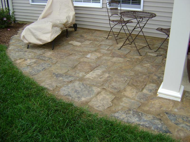 Consider Using Pavers Or Flagstone To Create A Beautiful Look.