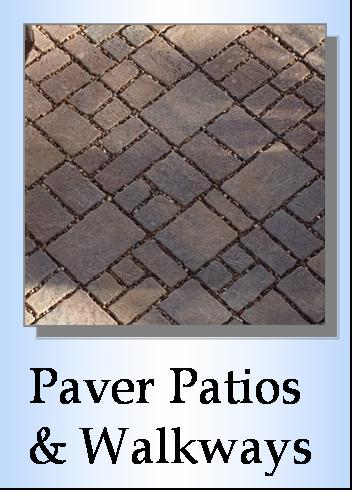 Paver Patios and Walkways, Belleville, IL Landscape Installation